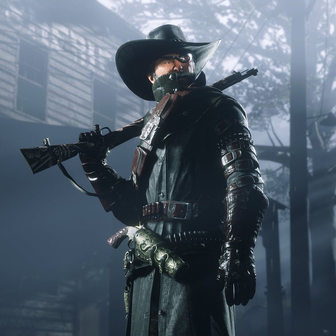 Coming to Red Dead Online next week, new criminals to track down and Prestigious level equipment and skills to unlock across 10 more Bounty Hunter ranks.   Plus new Legendary Bounties and a 100 Rank Outlaw Pass.  Details: