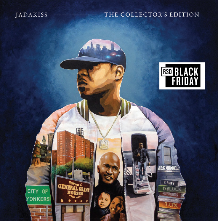 Acapella on one side, instrumental on the other. @Therealkiss for #RSDBlackFriday in record stores starting 11/27