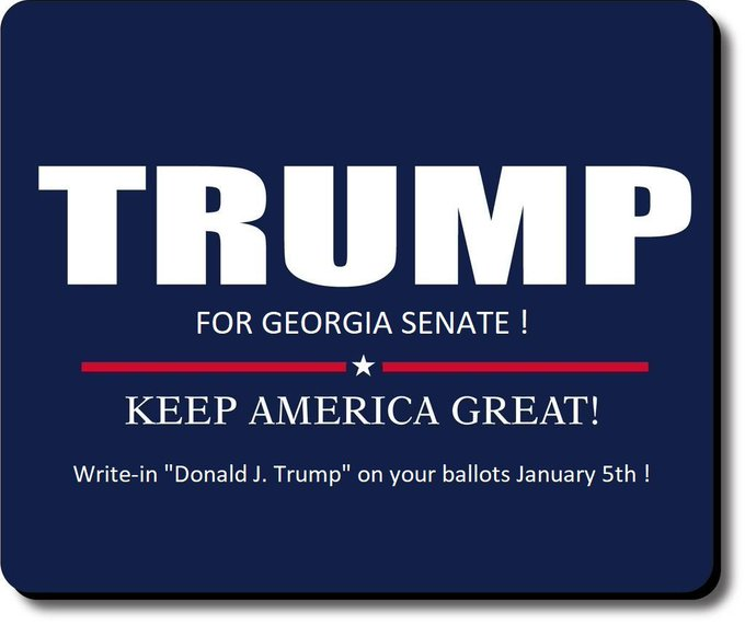 Own A Lib, Bro #WriteInTrumpForGA https://t.co/C7XOoIPuIu