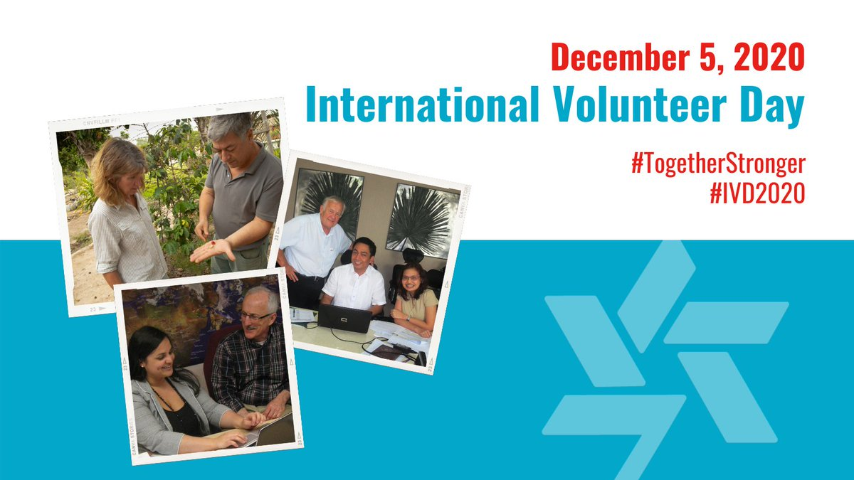 From overseas to online, #CESOAdvisors provide expertise and support—no matter the location. Until #IVD2020, we will be recognizing our volunteers and their stories of resilience as we maneuver this pandemic together. #TogetherStronger  Learn more: