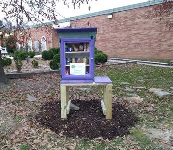 Campbell now has a little food pantry- take what you need, leave extras you might have to help a community member. Thank u  <a target='_blank' href='http://twitter.com/campbell_pta'>@campbell_pta</a> <a target='_blank' href='https://t.co/sqLCTZq7aE'>https://t.co/sqLCTZq7aE</a>