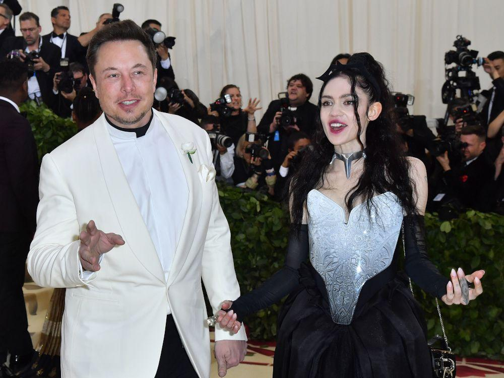 Matt Gurney: A $90,000 Canadian arts subsidy for Grimes, who lives in California with Elon Musk