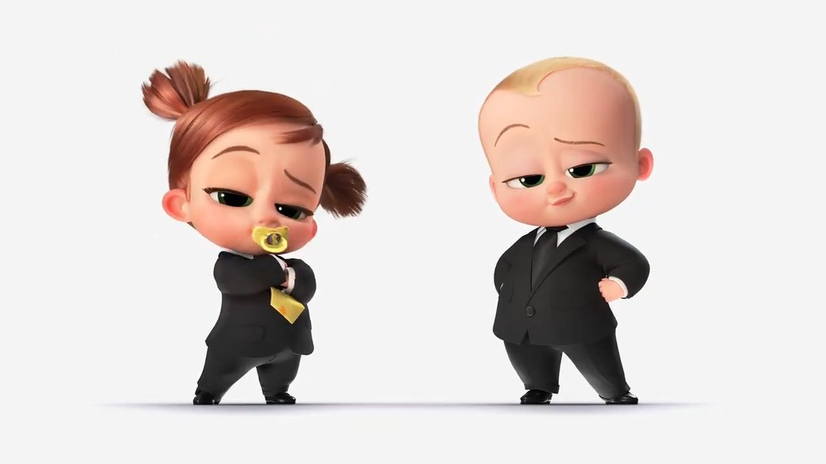 The Boss Baby: Family Business - in theaters March 26. #BossBaby