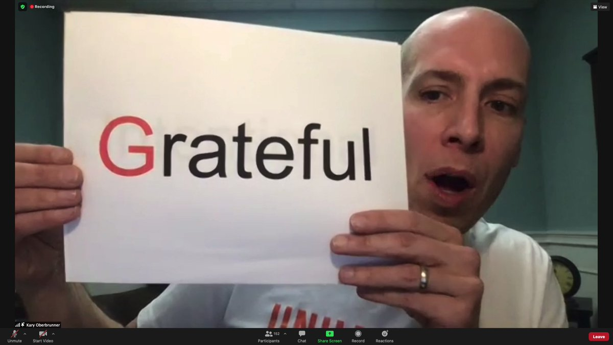 G.I.V.E with @B1G1 - Great delivery and thanks for sharing  @karyoberbrunner   #GlobalGoals #B1G1x #B1G1 #GivingTuesday #Giving #GIVE  @pauldunn @StevePipe