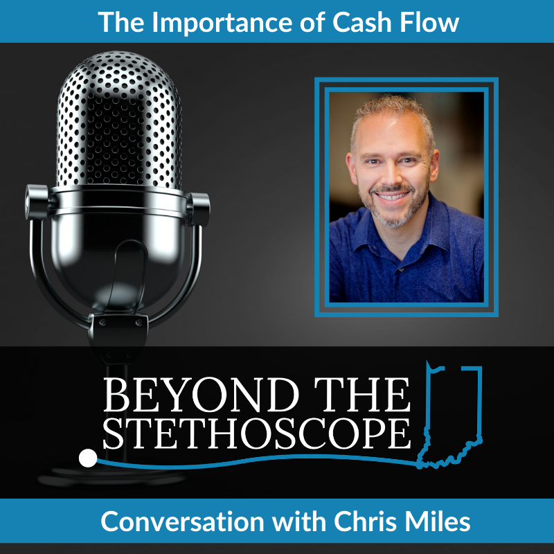 """Don't only track your spending, also track your income and work to find solutions for both.""   In this week's episode of the #BeyondtheStethoscope #Podcast, I talk with @chriscmiles about the importance of Cash Flow.   https://t.co/vrE10anPzB  #podcastmovement #finance https://t.co/iAIN3I2AZS"