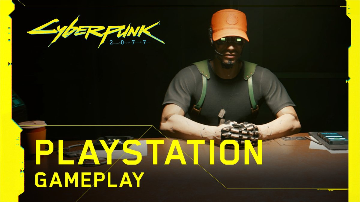 More #Cyberpunk2077 console footage coming your way! This time, the game is running on PlayStation 5 and PlayStation 4 Pro. Check it out:
