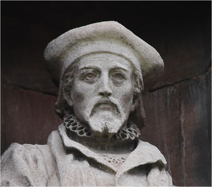 The biblical translator Richard Davies was elected Bishop of St. Asaph, #Wales #onthisday 1559   #WelshHistory #Wales Image: @RobLlwyd