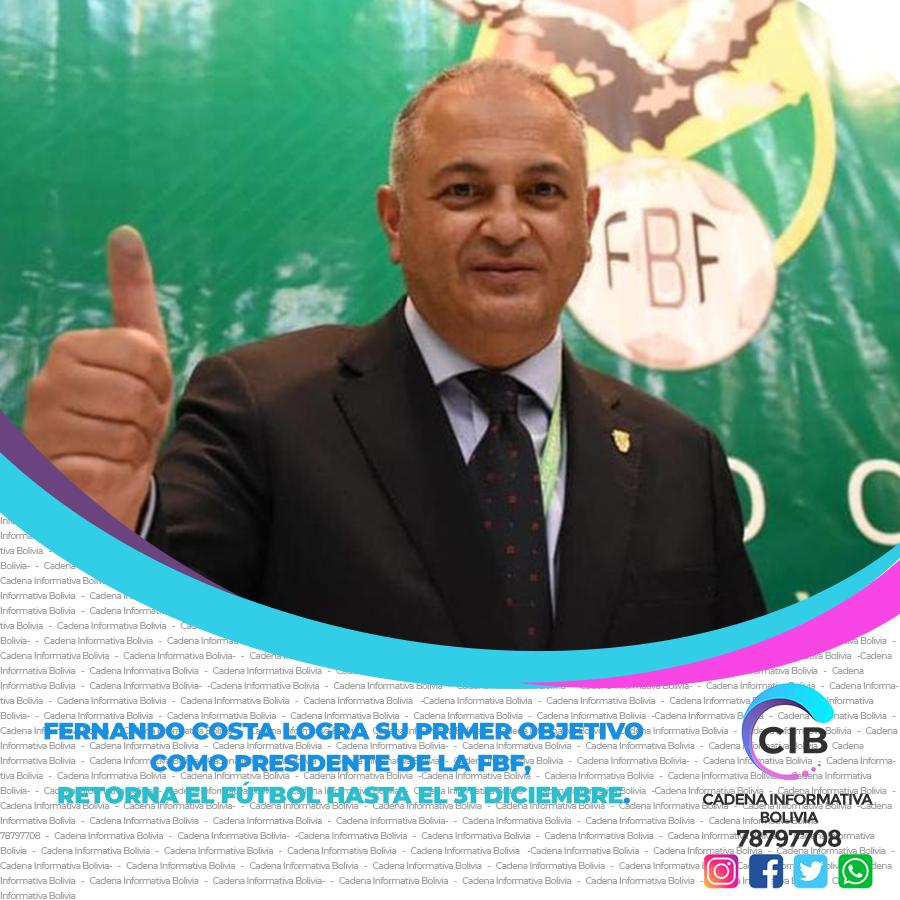 #FernandoCosta #FBF #Fútbol