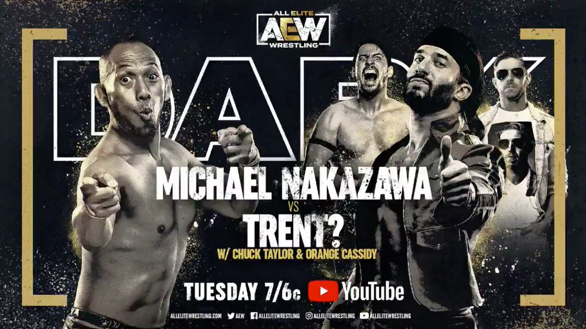 @MichaelNakazawa's photo on #AEWDark