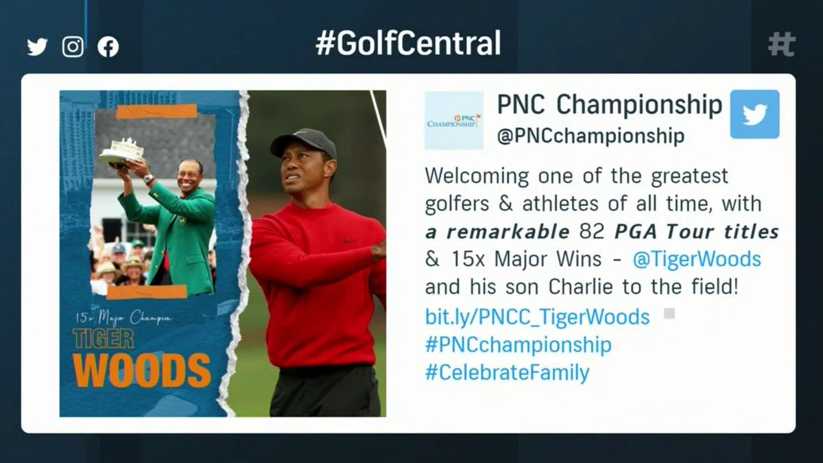In this @TaylorMadeGolf Golf Central Podcast, Rex and Ryan talk @PNCchampionship and celebrate Thanksgiving by sharing the stories they were most thankful to write in 2020 ✍ GOLF: golfchnl.co/08d4d Apple: golfchnl.co/c19c7 Spotify: golfchnl.co/7ce62
