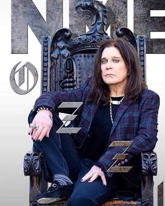 #TuesdayFeels — Infatuated with @OzzyOsbourne. It began October 4 2020 and is STILL ongoing!!! 💕🤟💕🤟