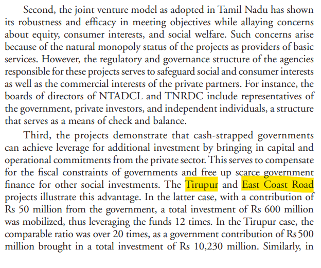 """#ECR & #OMR were lifelines for me in my college days. #Access on a faster road (with 24x7 connectivity) meant that much extra time in city for someone in suburb.  Now hunting for the book """"Evolution of an Integrated Urban Facility: The IT Corridor Story"""" that talks about #scam"""