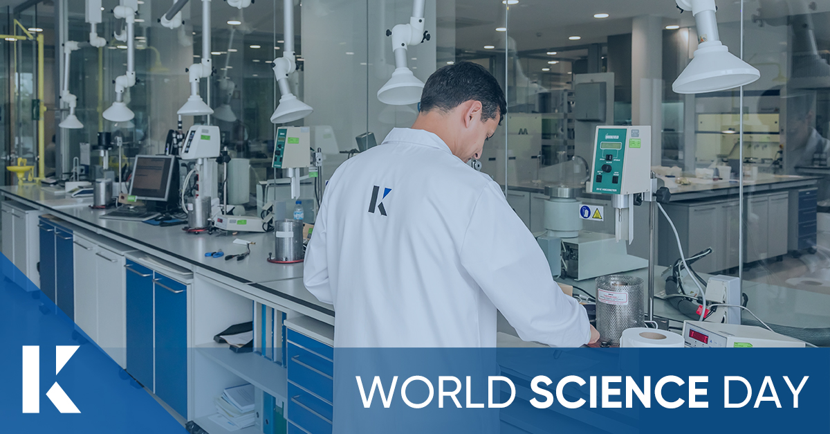 On #WorldScienceDay, we are grateful for all researchers who contribute to solutions for the welfare of society. At #ColquímicaAdhesives, we are guided by an innovative vision, ensuring the development of new adhesives that are both efficient and eco-friendly.