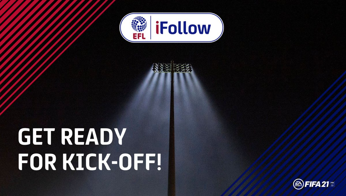 Image for the Tweet beginning: Countdown to kick-off!   With no