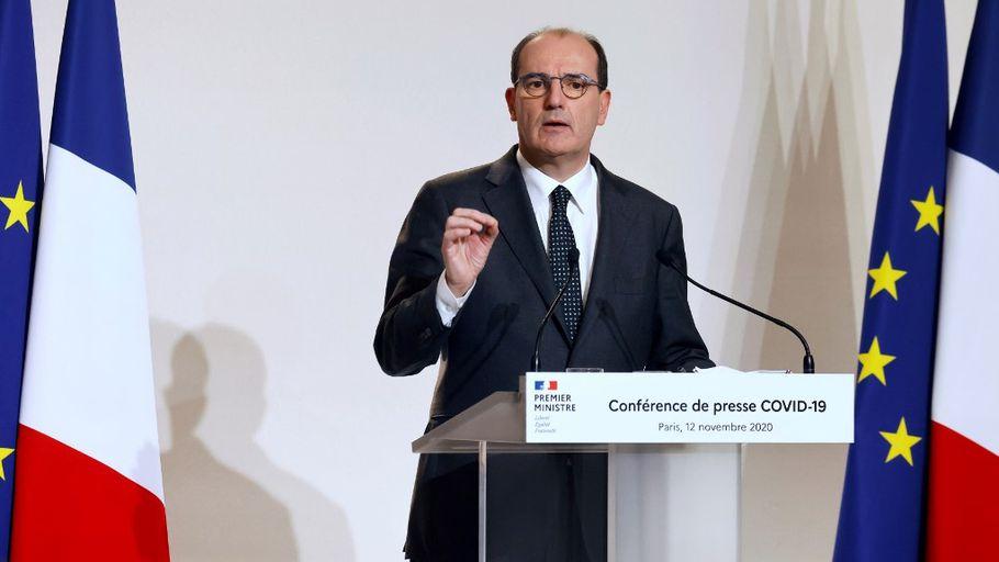 Covid-19 : Jean Castex tiendra une conférence de presse jeudi matin pour détailler les annonces d'Emmanuel Macron  https://t.co/Nm9crIv7Hm https://t.co/F371luWZjb