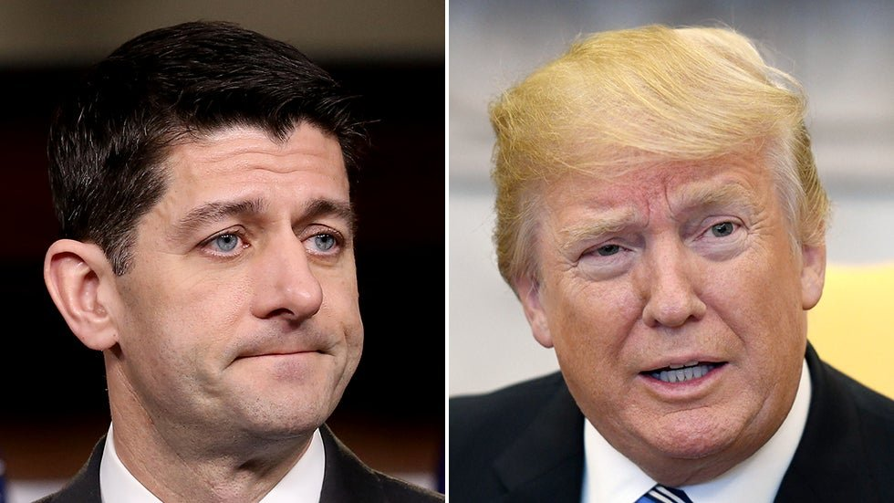 """Paul Ryan calls for Trump to accept results: """"The election is over"""""""