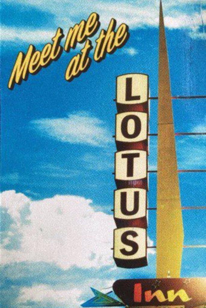 ✨Meet me at the #LotusInn ✨