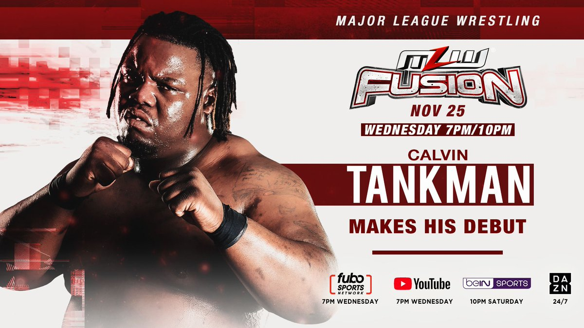 MLW Fusion Preview: Heavyweight Debuts, The 2020 Opera Cup Opening Rounds Begin