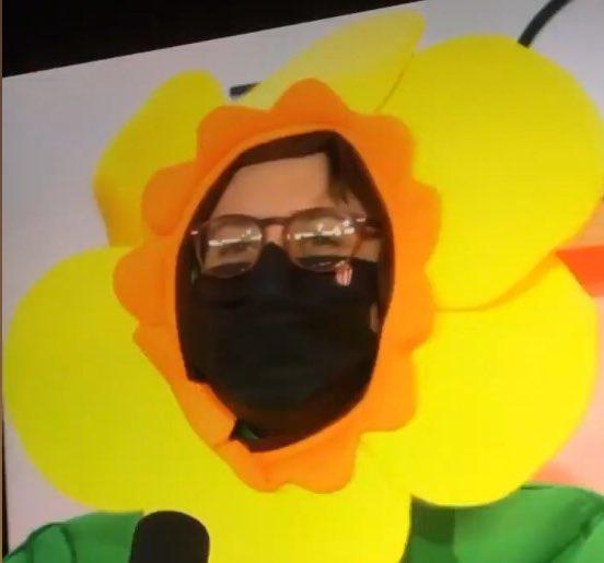 ponce - Je suis une fleur