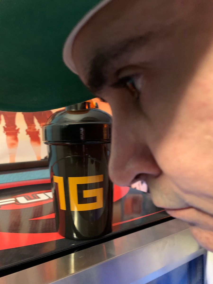 summit1g - To the greatest community on Twitch! The 1G Shaker Cup is now available. Excited to see this come to life and it's only the beginning. #GfuelFam #GfuelPartner Share a photo of you pick one up -