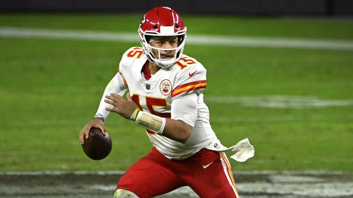 The @Chiefs trailed 31-28 with 1:43 to go.  Then @PatrickMahomes and Co. delivered. Here's how they made it look so easy. (via @BaldyNFL)