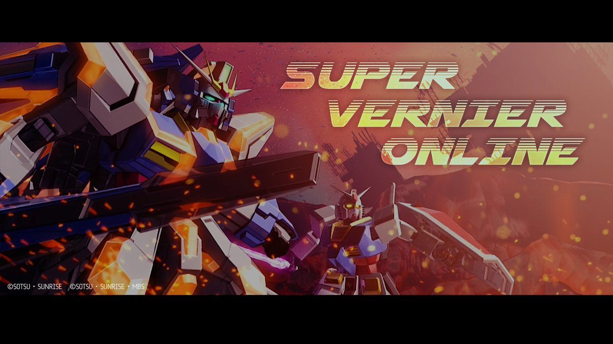 Gundam players! Happy to announce that starting this Saturday, Super Vernier Online will offer prizes to the Top 3 teams courtesy of Bandai Namco!   Prizes include RG and MG gunpla, as well as a custom MBON joystick, so sign up!  Prize details & signup: