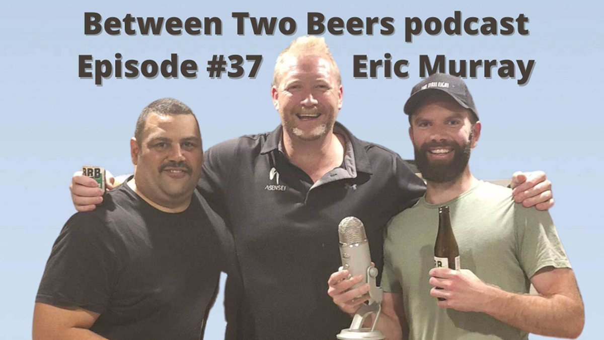 New pod live with @kiwipair. We talk about the realities of fighting Manu Vatuvei at Fight For Life, competing for NZ's toughest man title, the infamous meeting where Dick Tonks blew his lid, the line between high performance training and bullying and much more. https://t.co/kSUY29Scaj