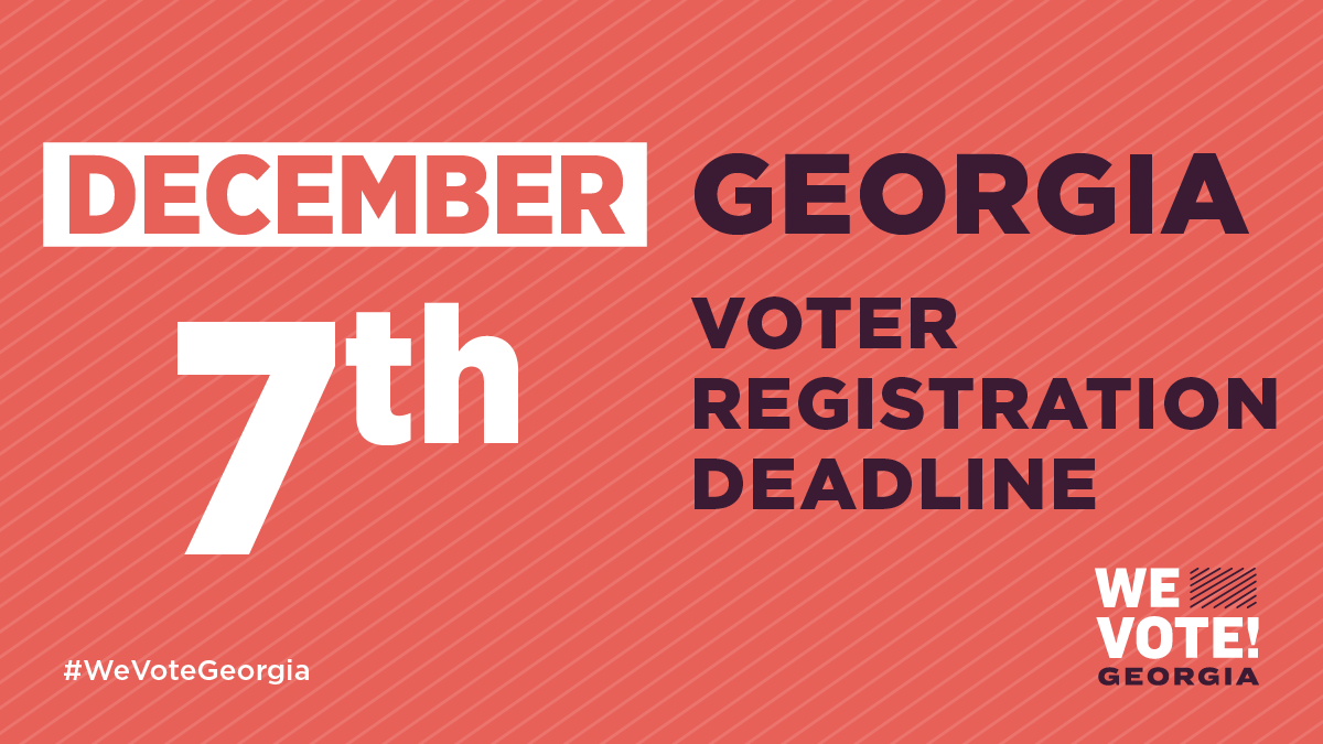 🗳#GEORGIA's US Senate Run-off elections are January 5th.  Request your absentee ballot today:   Have voting questions about upcoming run-offs?   Call or DM @866OURVOTE today!  #WeVoteGeorgia #ProtectOurVote