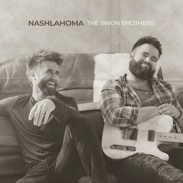 """Did you hear the news? """"Nashlahoma,"""" the brand new album by @TheSwonBrothers, is out NOW!  Listen here:"""