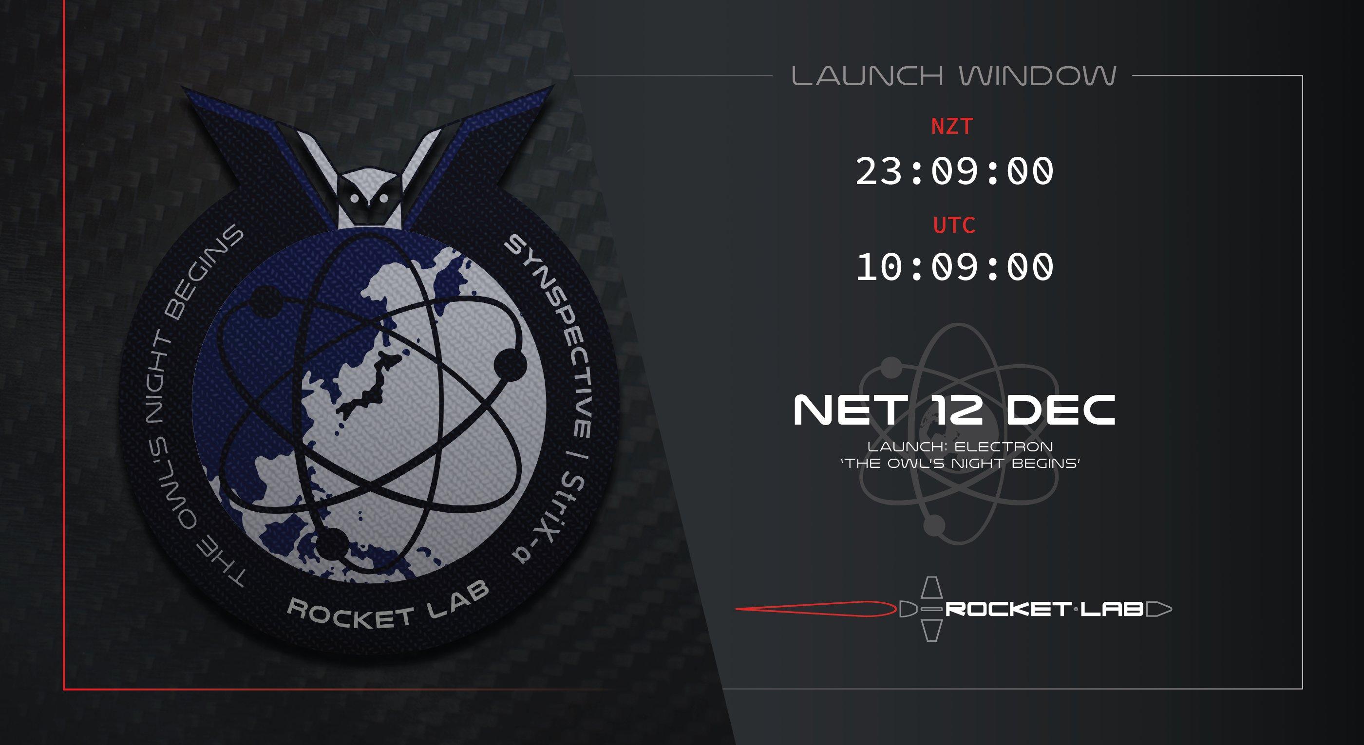 Electron • The Owl's Night Begins• 日本StriX 微米级SAR卫星任务