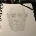 Image for the Tweet beginning: #penandink #drawing #dibujos #illustration #ilustrationow