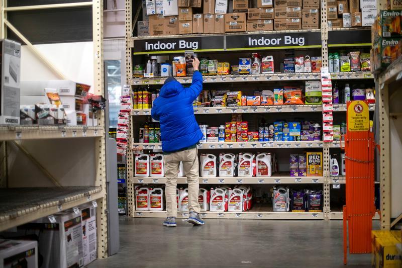 Home Depot reaches $17.5 million settlement over 2014 data breach https://t.co/BHro2sSWEx https://t.co/kW90M4GbL9