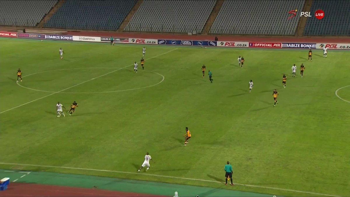 Image for the Tweet beginning: #DStvPrem - RESULT:  Swallows 1-0 Chiefs  Lebohang