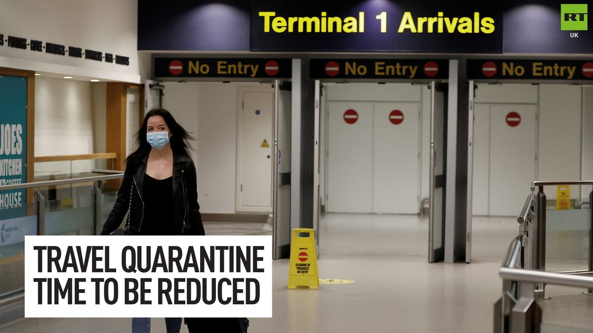 Would a shorter quarantine time encourage you to #travel? The government are planning to cut it to five days!  @WTTC's Virginia Messina (@bijoumess) examines the latest measure to see if it can encourage international travel again.