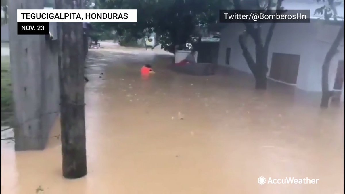 Search and rescue efforts continued in the Sula Valley, which includes cities such as San Pedro Sula, Choloma and Puerto Cortés, yesterday as the Fire Department of Honduras handled flooding in the area for the fourth time.