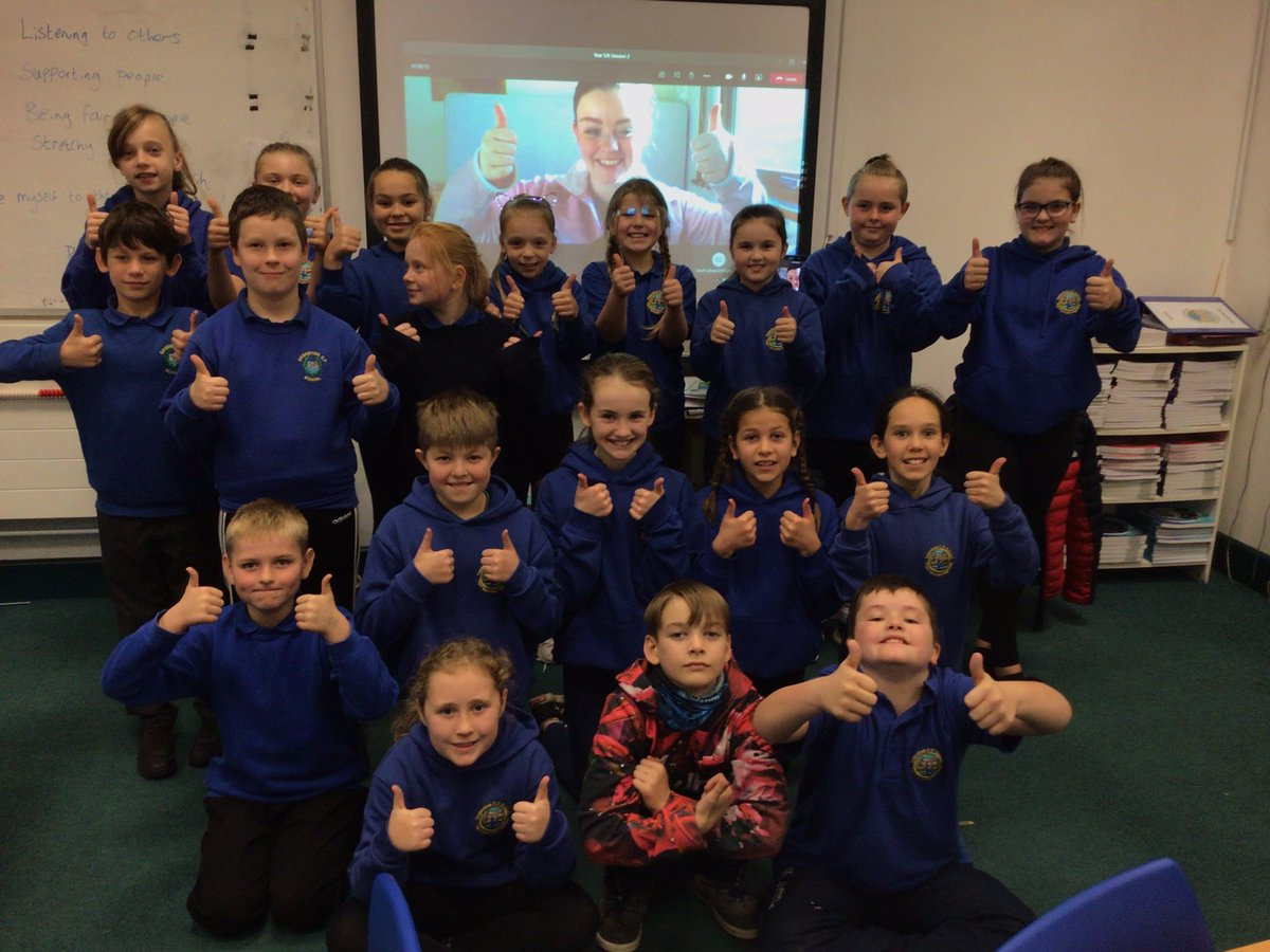 Kingfisher Class at @SagestonPrimary have thoroughly enjoying working with @spectrumcymru, learning all about Healthy Relationships.  Diolch yn fawr Spectrum Cymru 🏴 https://t.co/5JWOV9Xnu9