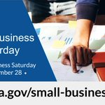 Do you qualify as a #smallbusiness? Learn more from @SBAgov: https://t.co/36sy13x2RF #SmallBusinessSaturday @GSAOSDBU #ShopSmall