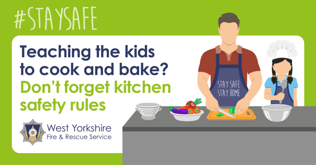Its the Great British Bake Off final!! Are you feeling inspired after watching bake off? While we cant give you baking tips, or help you avoid a soggy bottom, we can provide you with helpful advice of staying safe in the kitchen! ow.ly/PxmS50CsqeY #StaySafe #GBBO