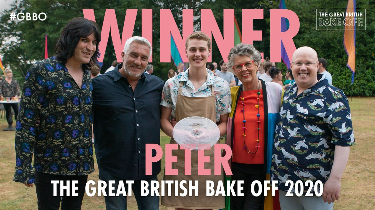 Yes, the Great British Bake Off final montage made us cry ...