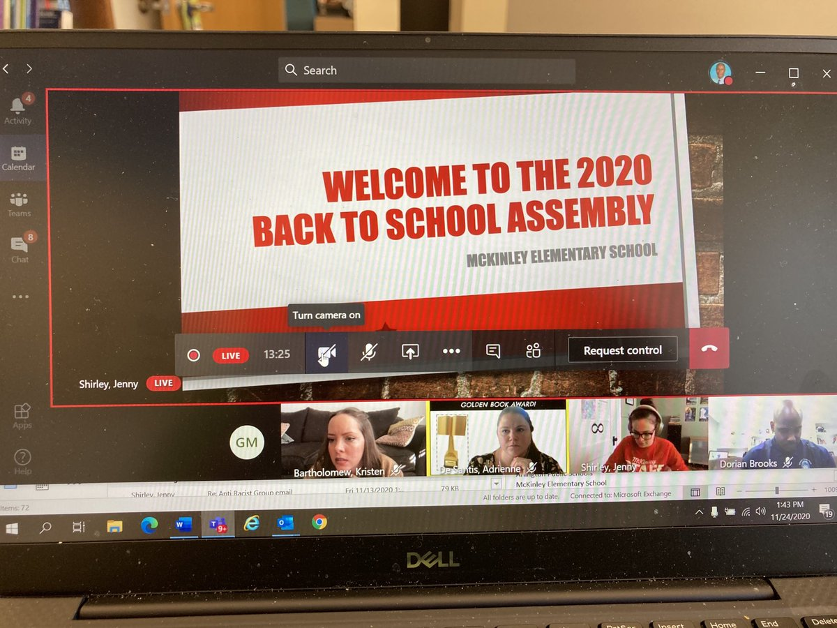 We pulled it off!  The <a target='_blank' href='http://twitter.com/APSMcKCardinals'>@APSMcKCardinals</a> Back to School Assembly turned out great!  <a target='_blank' href='http://twitter.com/GMilleratMES'>@GMilleratMES</a> Huge thanks to <a target='_blank' href='http://twitter.com/MsShirleyMusic'>@MsShirleyMusic</a> and <a target='_blank' href='http://twitter.com/mckmusicrocks'>@mckmusicrocks</a>. Thanks everybody and Happy Thanksgiving!  🦃🍁 <a target='_blank' href='https://t.co/aqM4PqXvua'>https://t.co/aqM4PqXvua</a>