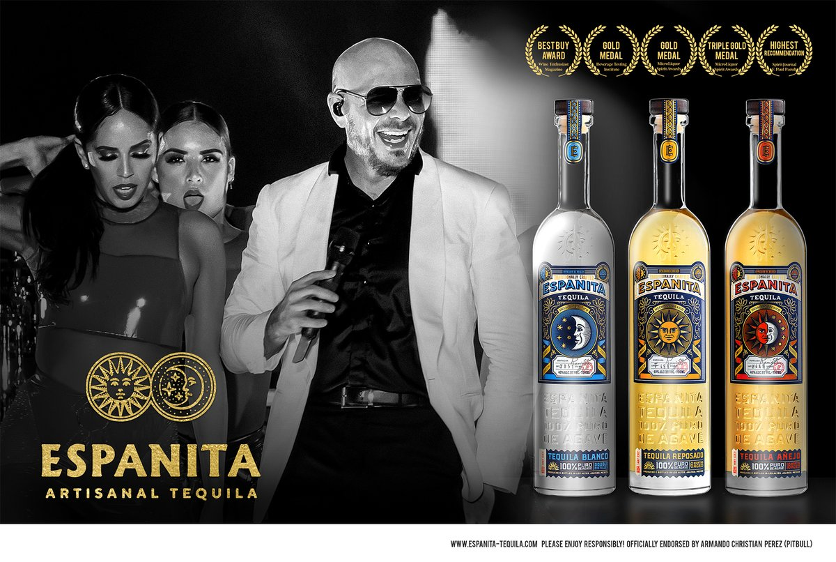 Congrats to our partners @EspanitaT for winning a Gold medal at the USA Spirits Ratings Competition. This award is the ultimate seal of approval. Please follow @EspanitaT for more news, announcements and cocktail recipes, Dale!