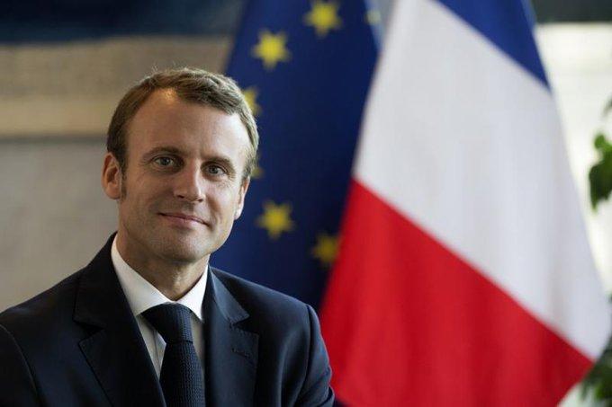 الرئيس الفرنسي #ماكرون يعلن تخفيف إجراءات العزل العام بسبب #كورونا بدءا من السبت المقبل