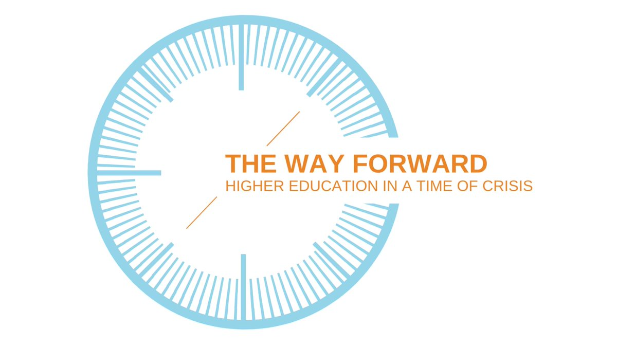 The Dec. 7 deadline to submit a proposal for #TheWayForward Grants is fast approaching. Help shape change in #highered with creative educational responses to the current crises. Read the #RFP and apply: https://t.co/PfzL0dAvrW