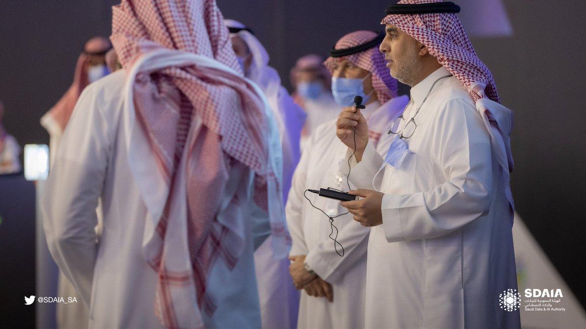صور من زيارة معالي وزير الاتصالات وتقنية المعلومات المهندس عبدالله بن عامر السواحه لمقر مركز العمليات المشتركة G20-#سدايا #شكرًا_من_القلب_أبطال_القمة_العشرين