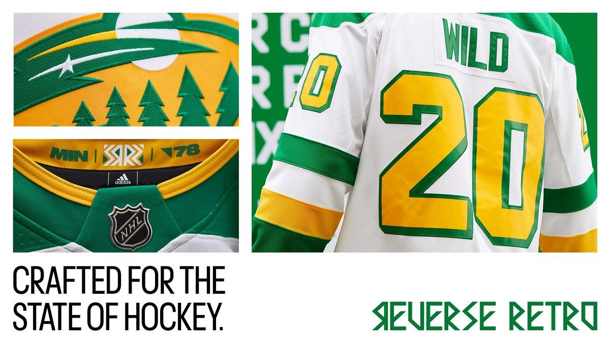 Holiday Gift List:  #mnwild Reverse Retro jersey ✅  Pre-order now » https://t.co/uuXTXb6ezk https://t.co/3cstz4Z737