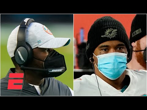 #e_RadioUS Jay Williams calls out Dolphins coach Brian Flores for benching Tua Tagovailoa vs. Broncos | KJZ https://t.co/8Kxr7QDbLz https://t.co/AFPPTRctLO