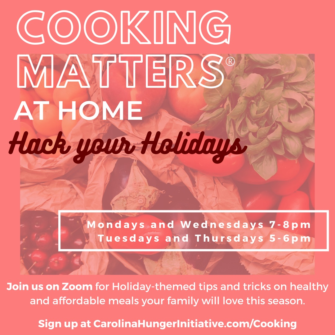 Our first FREE, ONLINE Cooking Matters at Home class begins TONIGHT!  Don't miss your chance to sign up, or share with someone you know would enjoy it!  https://t.co/rpYs02Q6ih https://t.co/o5dj4qAkLy