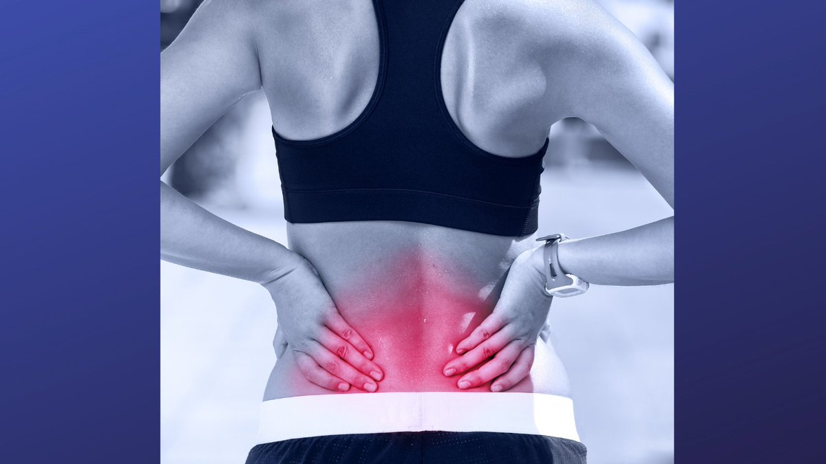 Multi-dimensional COVID-19 chronic pain triggers lower back, leg pain as virus appears to have long-lasting acute pain impact on numerous organs of the human body  https://t.co/2lgQJZd5rB  #stock #stockmarket #medical  #wellness #health #pain #acutepain #healing   $EMED $JNJ https://t.co/izdkqVkN6W
