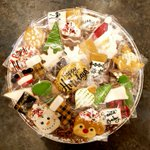 Wow! Huge Thanks to Carter's Cookies in Ladner who kindly donated this festive selection of Christmas Cookies to our staff - this made our day! Sending virtual hugs 🥰#christmascookies #ThankYou #augustinehouse #forbetterretirementliving
