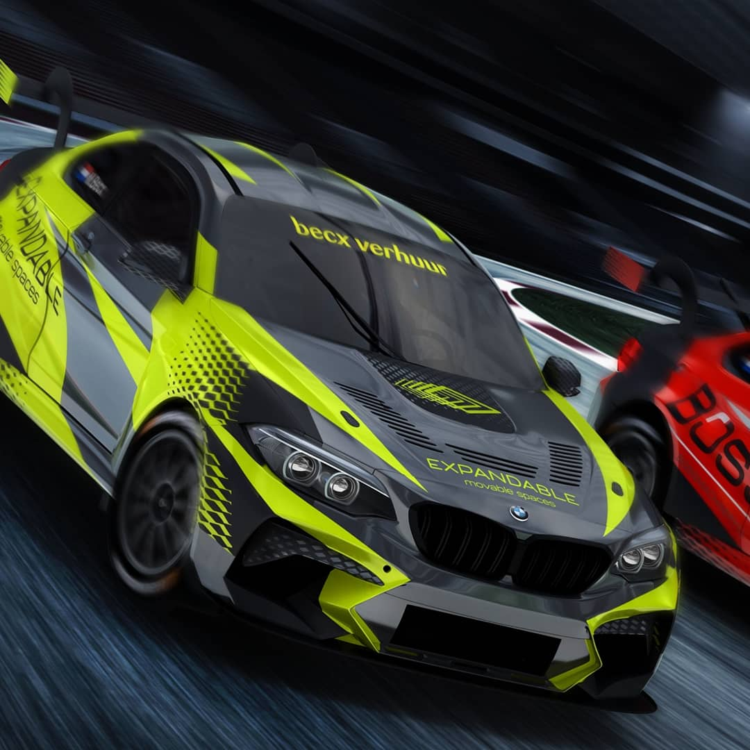 New BMW's outfit- the aggression is so on top. These two beasts presented themselves in this livery design during the BMW M2 CS Racing Cup #bmwm2 #bmwm2cs #bmwcup #bmwmotorsport  #liverydesign #wrapdesign #carwrap #cardetailing #racingcar #hansweijsmotorsport #bmwm240i #dayvtec https://t.co/vMLuM8qD86